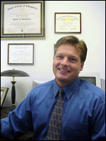 Hazelwood Chiropractor Dr. Brian Dent of Accident & Sports Rehab Corporation in Hazelwood MO