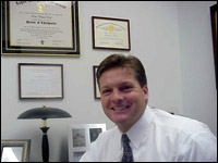 Dr. Brian Dent of Accident & Sports Rehab Corporation in Hazelwood 63042 chiropractor